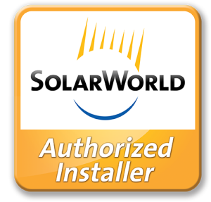 Solar World Authorized Installer